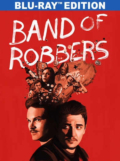 Band of Robbers (BD) 889290611253