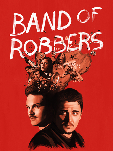 Band of Robbers 889290611284