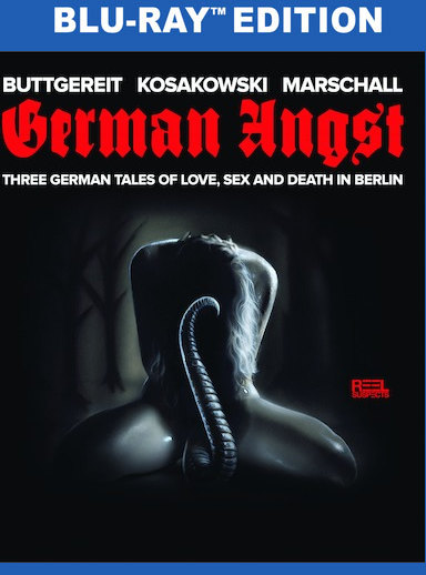 German Angst – English Subtitled  [Blu-ray]  889290632845