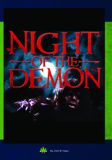 Night Of The Demon 889290719539