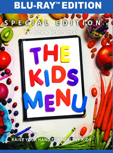 The Kids Menu (BD) 889290730053