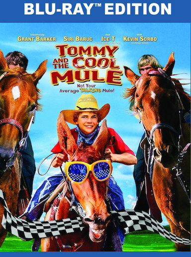 Tommy and the Cool Mule  [Blu-ray] 889290871787