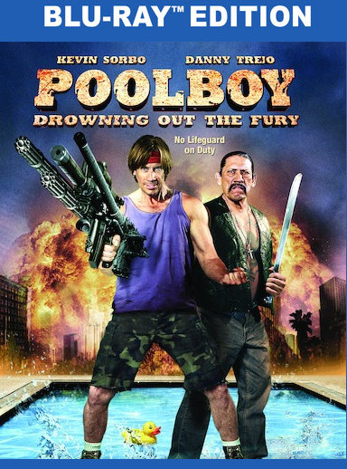 Poolboy: Drowning Out the Fury (BD) 889290871794