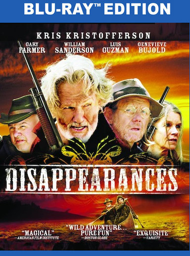 Disappearances  [Blu-ray] 889290879196