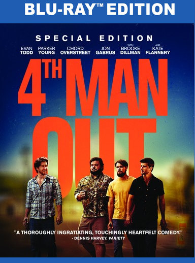 4th Man Out (BD) 889290890634