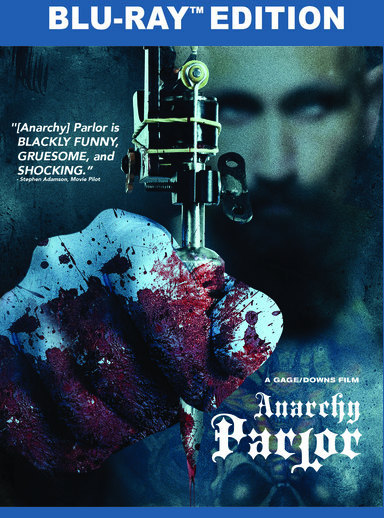 Anarchy Parlor (BD) 889290890696