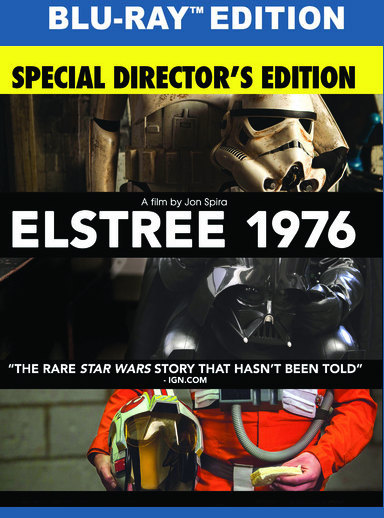 Elstree 1976: Special Director's Edition (BD) 889290896162