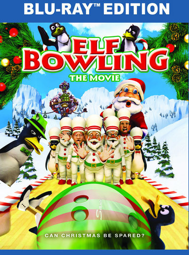 Elf Bowling: The Movie 889290920751