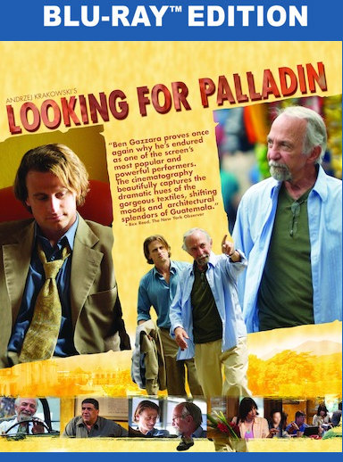 Looking for Palladin (BD) 889290921451