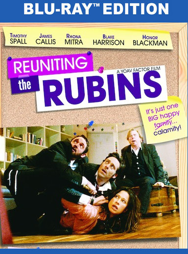 Reuniting the Rubins  [Blu-ray]  889290921499