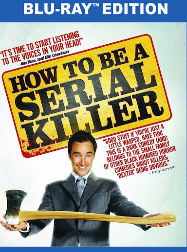 How to Be a Serial Killer (BD) 889290921512