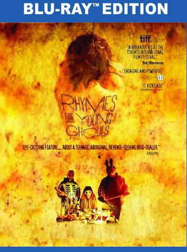 Rhymes for Young Ghouls  [Blu-ray] 889290921550