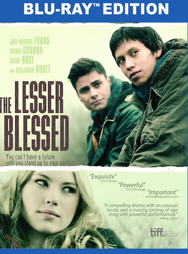 The Lesser Blessed  [Blu-ray] 889290921574