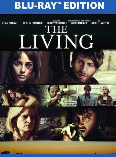 The Living  [Blu-ray] 889290921598