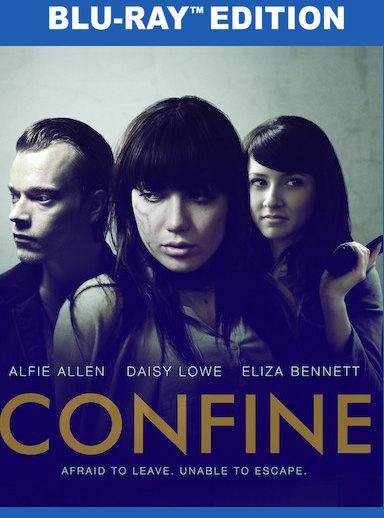 Confine  [Blu-ray] 889290930743