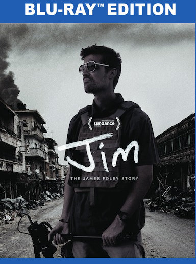 Jim: The James Foley Story (BD) 889290931269