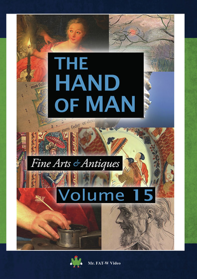 The Hand Of Man Vol 15