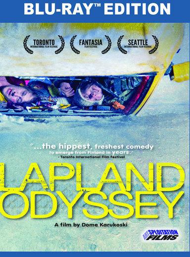 Lapland Odyssey (BD) 889290934352