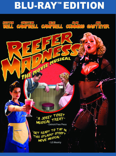 Reefer Madness: The Movie Musical (BD) 889290936745