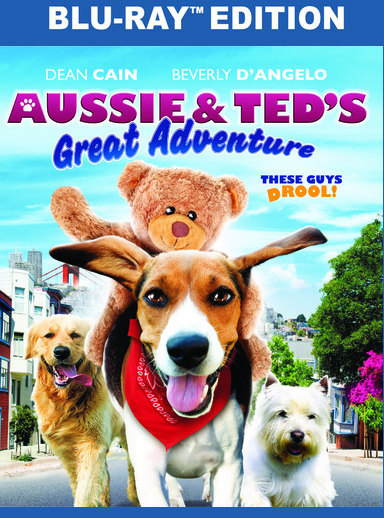 Aussie and Ted's Great Adventure (BD) 889290936752