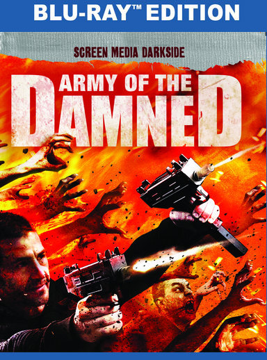 Army of the Damned (BD) 889290936769