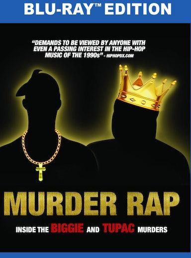 Murder Rap: Inside the Biggie and Tupac Murders (BD) 889290942937
