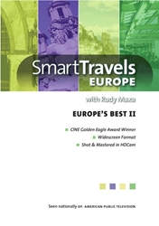 Smart Travels with Rudy Maxa: Europes Best II