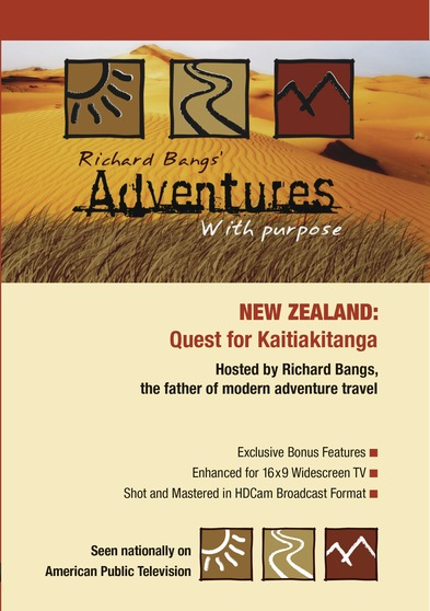 Adventures with Purpose: New Zealand