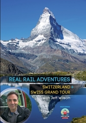 Real Rail Adventures: Switzerland / Real Rail Adventures: Swiss Grand Tour