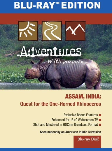 Adventures with Purpose: Assam India [Blu-ray]