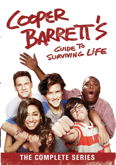 Cooper Barrets Guide To Surviving Life