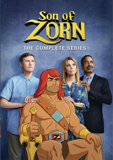 Son Of Zorn: The Complete First Season