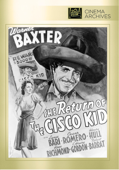 Return of the Cisco Kid, The