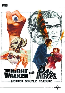 The Night Walker and Dark Intruder: Horror Double Feature