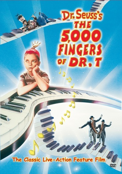 5000 Fingers of DR. T, The