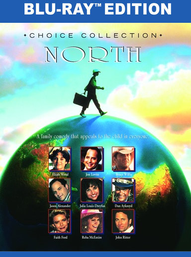 North [Blu-ray]