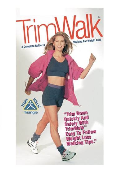 TRIMWALK -A COMPLETE GUIDE TO WALKING WITH WEIGHTLOSS