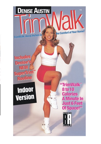 TRIMWALK - INDOOR VERSION: TRIMWALK 8 TO 10 CALORI