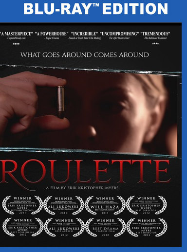 Roulette BluRay