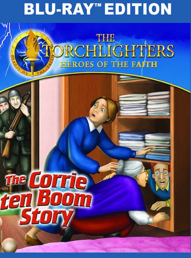 The Torchlighters: The Corrie ten Boom Story (BD)