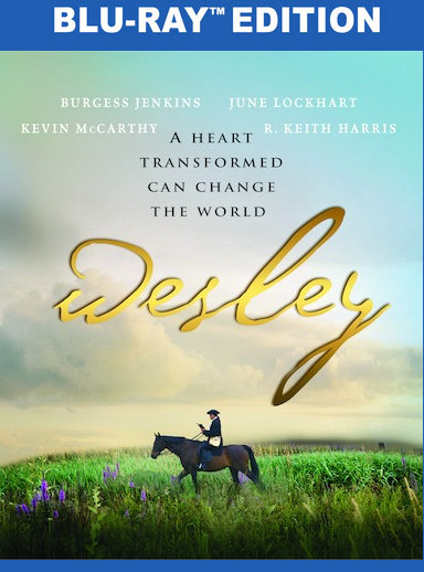 Wesley: A Heart Transformed Can Change The World (BD)