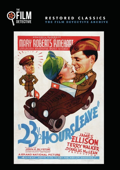 23 1/2 Hours Leave (The Film Detective Restored Version)