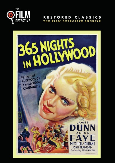 365 Nights in Hollywood (The Film Detective Restored Version)