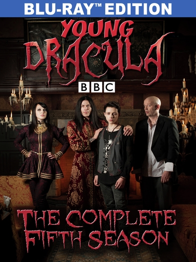 Young Dracula - The BBC Series: The Complete Fifth Season [Blu-ray]