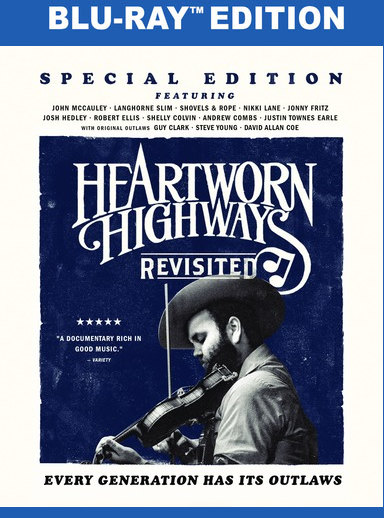 Heartworn Highways Revisited - Special Edition [Blu-ray]