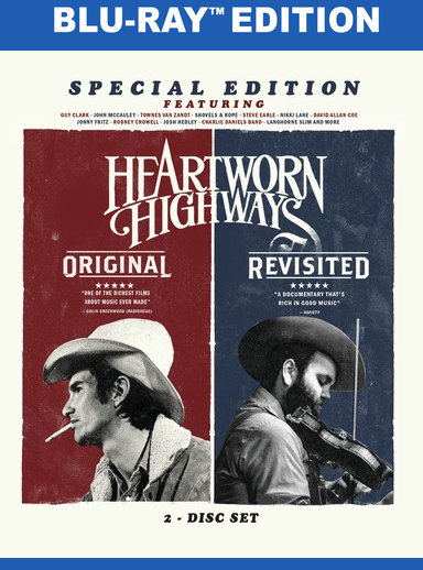 Heartworn Highways Original / Heartworn Highways Revisited - Special Edition [Blu-ray]