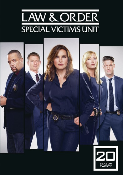 Law & Order Special Victim's Unit: Season 20 [Blu-Ray]