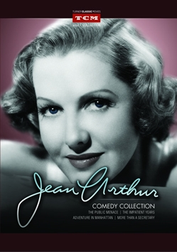 Jean Arthur Comedy Collection DVD [4 disc]