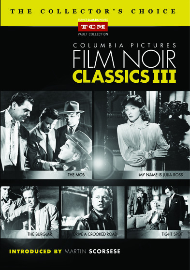 Columbia Pictures Film Noir Classics III Collection