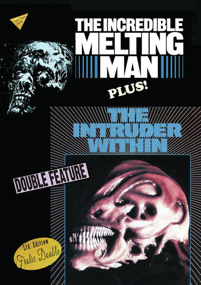 The Incredible Melting Man / The Intruder Within